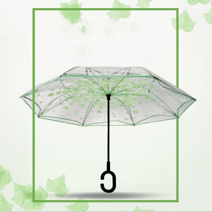 Прозрачный антизонт зеленый | ZC SmartTransparent