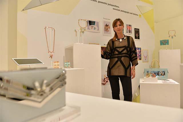 Giuliana Mancinelli - основательница одноименного ювелирного бренда