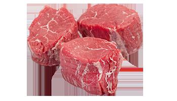 Медальоны из говядины