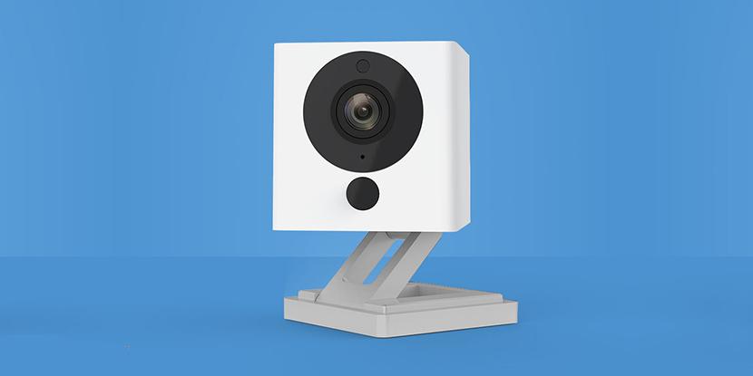 Xiaomi Small Square Smart Camera 1080P IP-камера видеонаблюдения