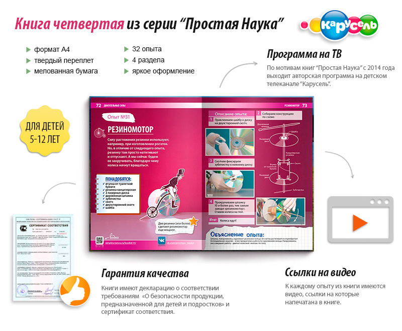 "Книга четвертая ""Простая Наука"""