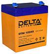 Аккумуляторные батареи Delta DTM 12045