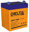 Аккумуляторные батареи Delta DTM 1205