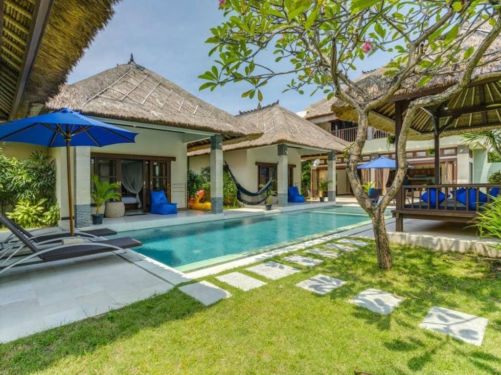 Серф-вилла на Бали