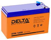 Аккумуляторные батареи Delta DTM 1209