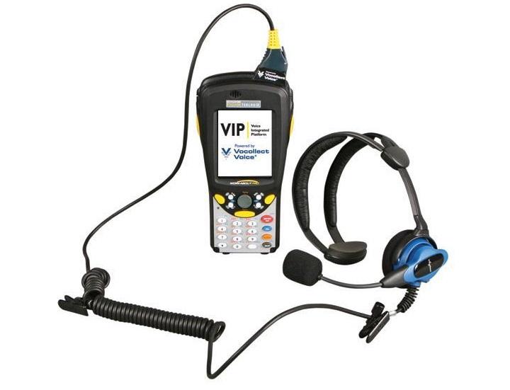 Параллельно с голосовым управлением на складе могут использоваться ТСД и сканеры штрихкодов