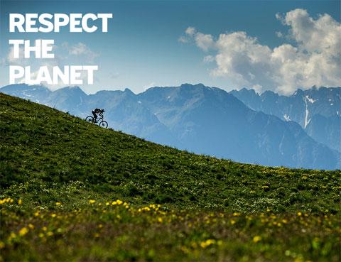 Уважайте планету