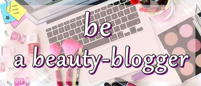 Be a Beauty Blogger