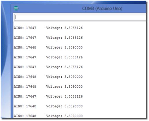 Аналого-Цифровой Преобразователь ADS1115. Модуль RI038
