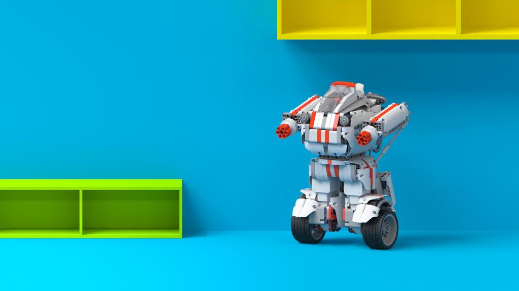 Xiaomi Mi Bunny Block Robot