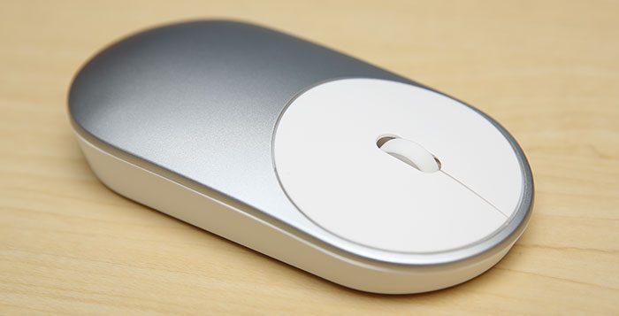 Обзор беспроводной мыши Xiaomi mi portable mouse