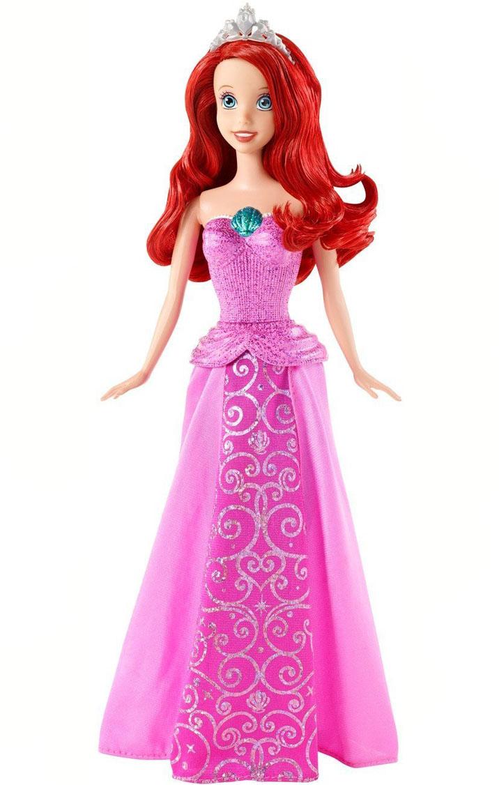 Кукла Ариэль Превращение в принцессу