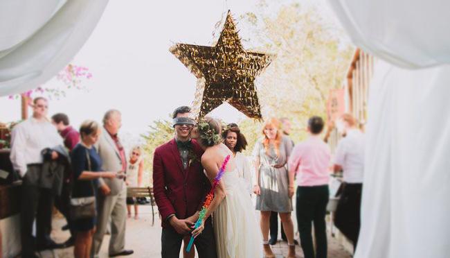 Пиньята на свадьбу фото
