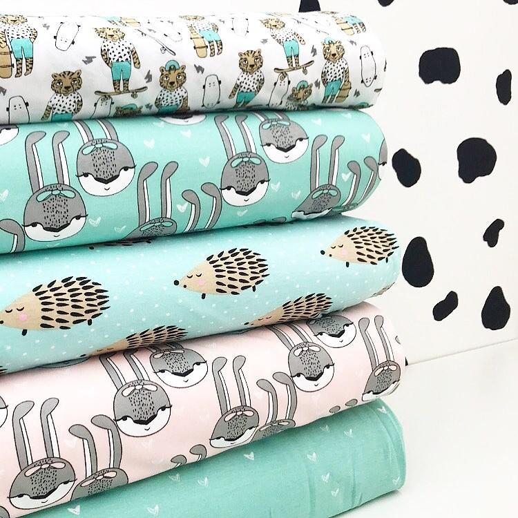 Ткань трикотаж для детской одежды