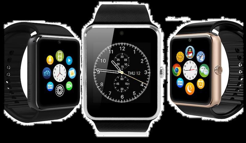 Умные смарт часы Smart Watch GT08  GT 08 – цветовые вариации