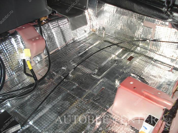 Обшить гараж теплоизоляция