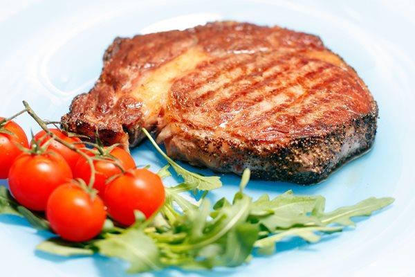 как приготовить стейк рибай на обычной сковороде