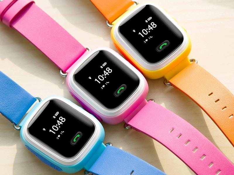 Детские часы с функцией контроля Smart Baby Watch Q60