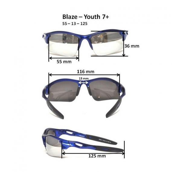 Детские солнцезащитные очки Real Kids 7+ Blaze купить онлайн