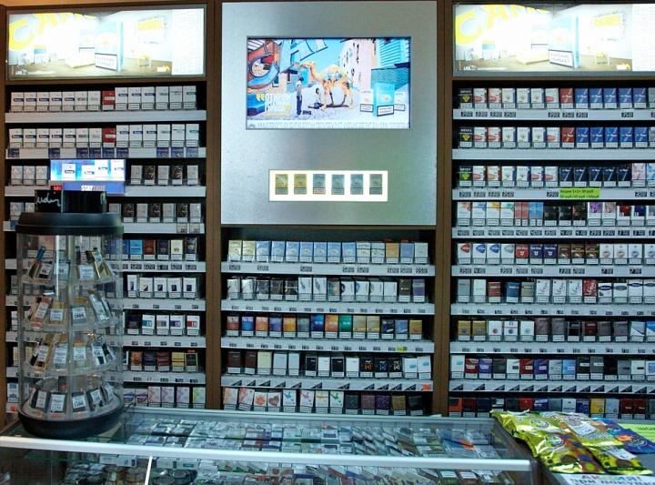 Автоматизация табачного магазина помогает увеличивать продажи