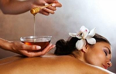 Медовый массаж и его уникальные свойства