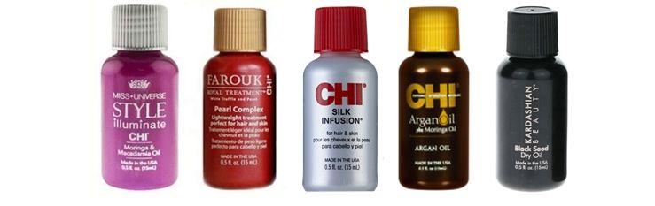 chi масло для волос
