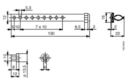 Размеры ARG22.2