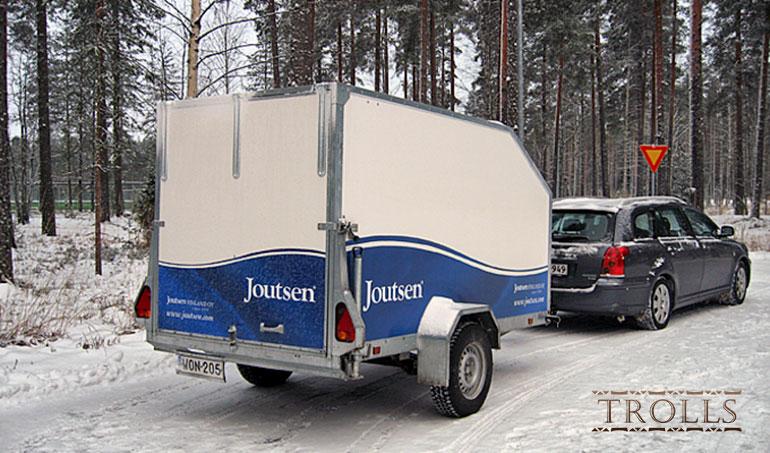 Пуховые изделия Joutsen направляются по всему миру