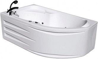 Ванны акриловая асимметричная 1Marka