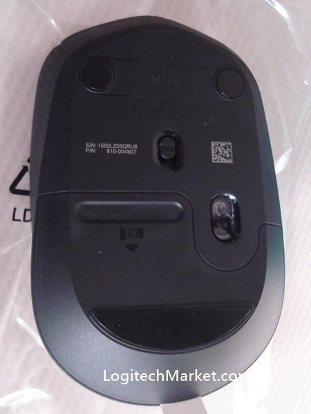 Logitech M170