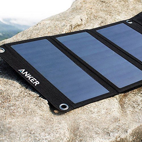 Anker 21W 2-Port USB Solar Charger