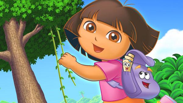 Каталог Dora the Explorer