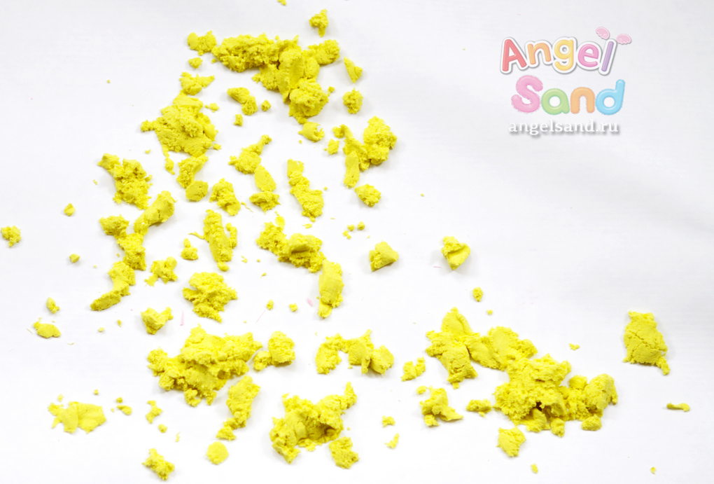 Angel Sand игры с песком