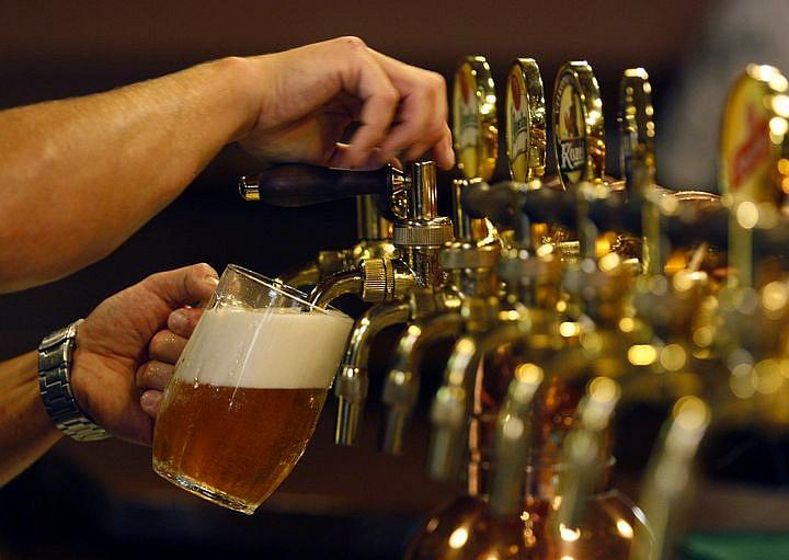 Полнота стакана разливного пива является важным фактором привлечения покупателей