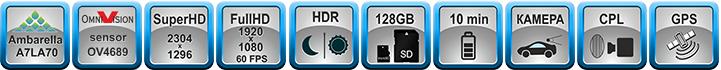 Характеристики MR-710GP