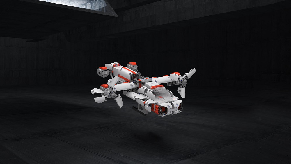 xiaomi block robot