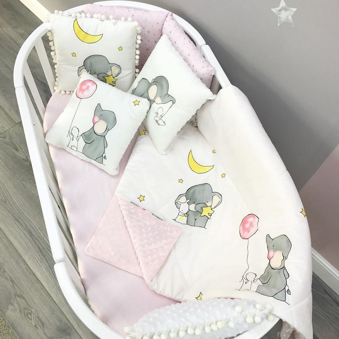 Купить детские ткани для постели