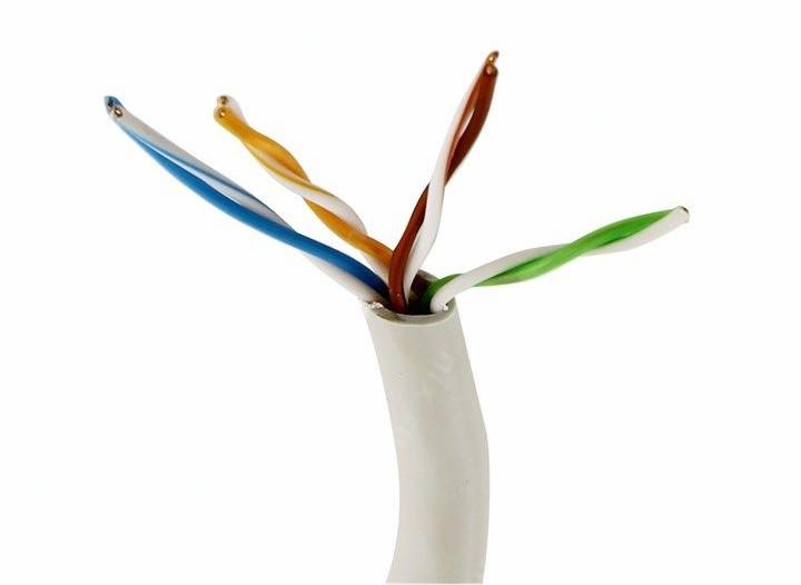 Информационный Lan кабель