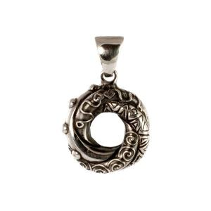 Фото алжирского узла в серебре