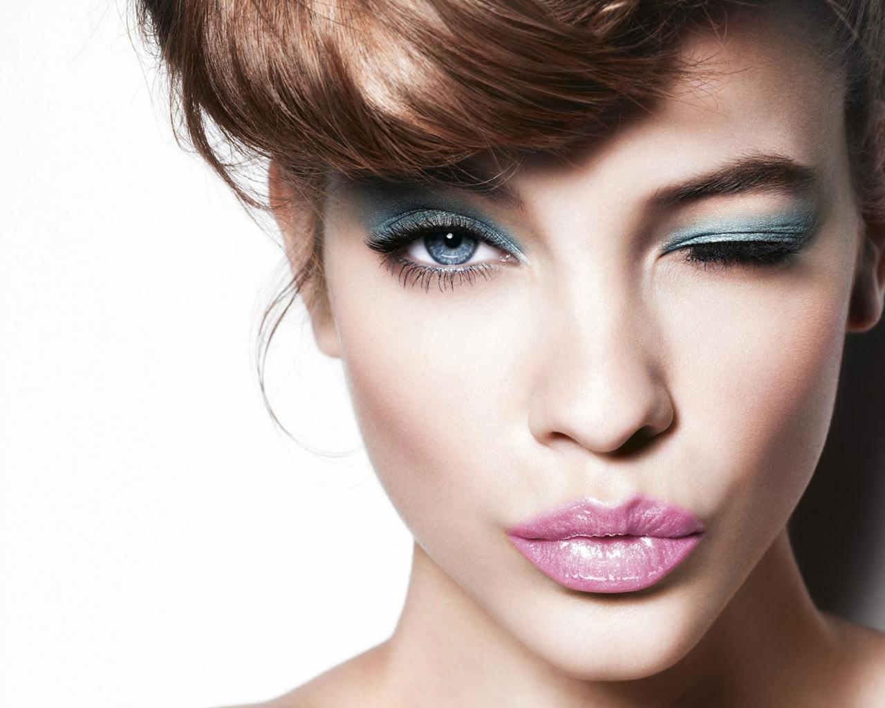 макияж 1