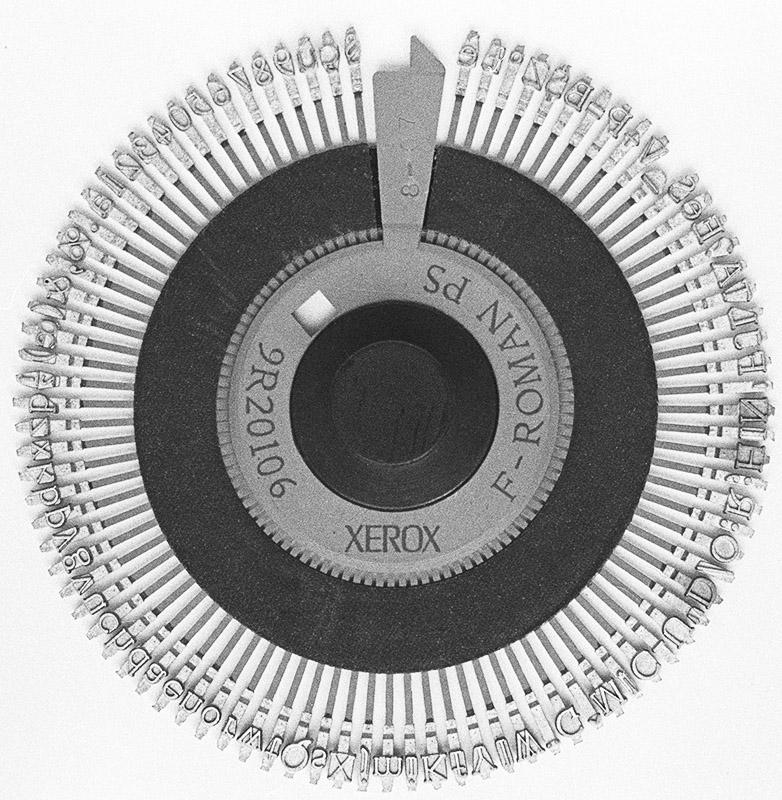 Лепестковые и матричные принтеры