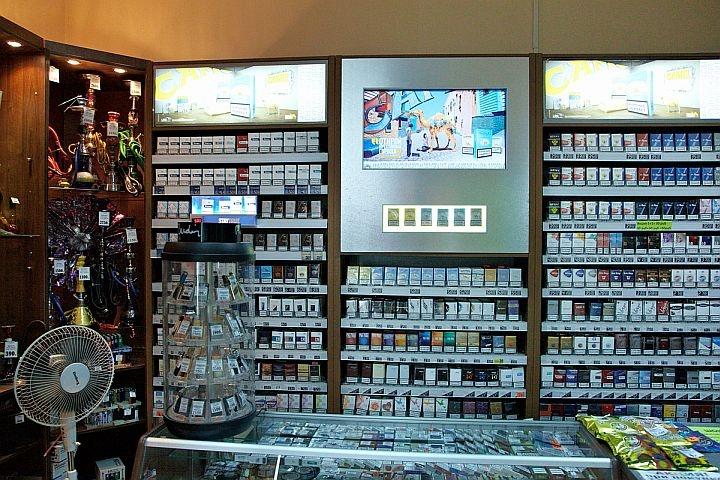 Табачный отдел  может стать генератором наличности продуктового магазина
