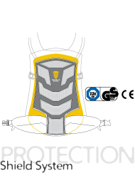 Deuter Shield System Winter