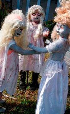 Пенопластовые куклы