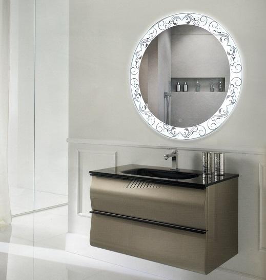 Зеркало с подсветкой Ниагара Альфа