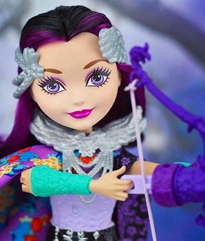кукла Рейвен Квин от Ever After High