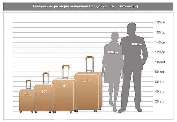 Чемоданы 28 дюймов какой размер рюкзаки 45-50 литров в спб