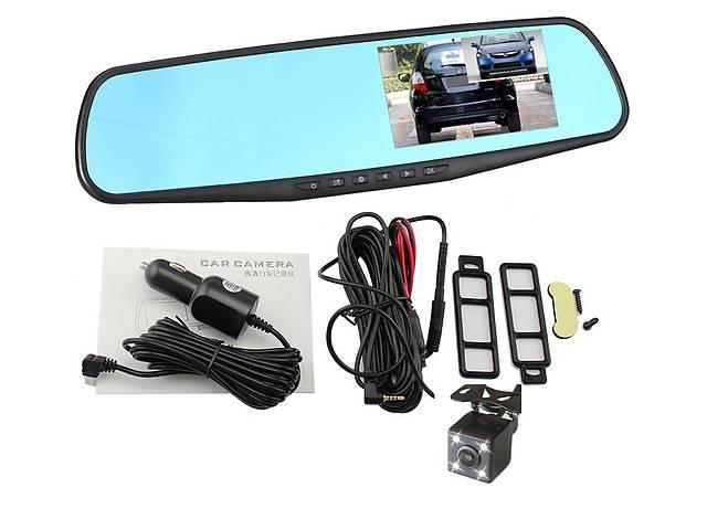 Регистратор в зеркале заднего вида с камерой заднего вида для солярис видео расстрела с регистратора