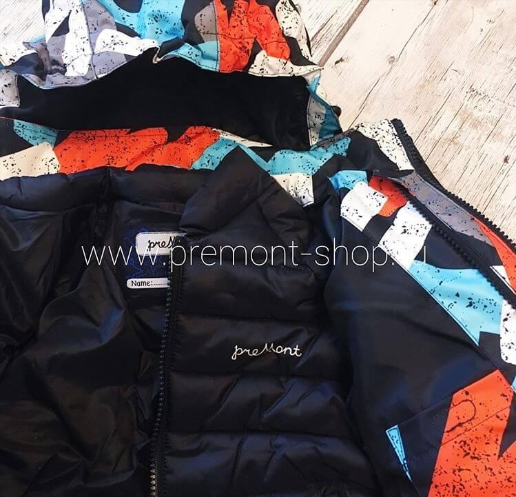 Куртка Premont 3 в 1 для мальчиков Краски Сент-Джонс