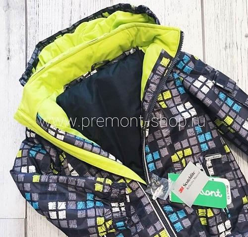 Демисезонный комплект Premont Лонг Дарк S18245 купить в интернет-магазине Premont-shop